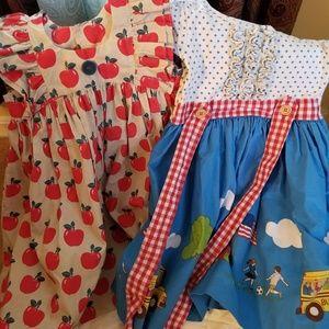 Eleanor Rose dress bundle